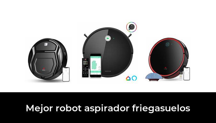46 La Mejor Robot Aspirador Friegasuelos En 2020 Según Los Expertos