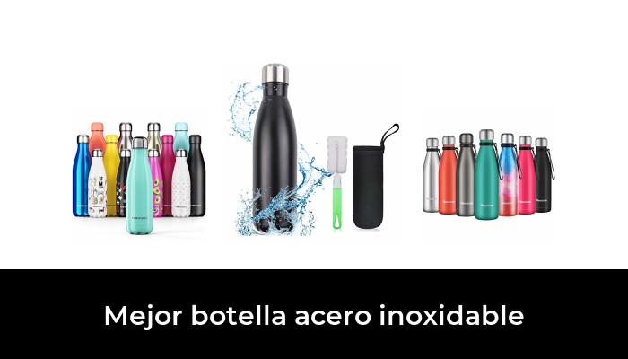 BOTELLA DE AGUA ACERO AMIGO DEFINICION 500 ML REGALO ORIGINAL
