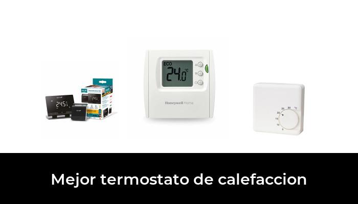 Termostato inteligente programable KKmoon Termostato digital Controlador de temperatura para calentamiento de agua Actuador de encendido//apagado Sensor integrado Pantalla LCD grande opcionales